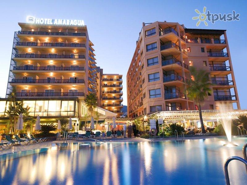 Отель Amaragua Hotel 4* Коста Дель Соль Испания