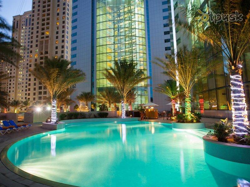 Отель JA Oasis Beach Tower 5* Дубай ОАЭ