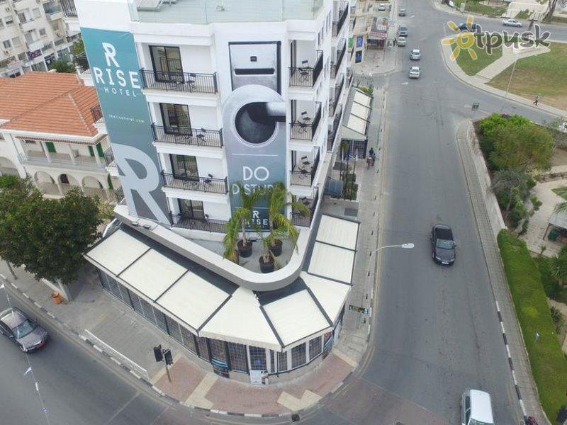 Отель Rise Hotel 3* Ларнака Кипр