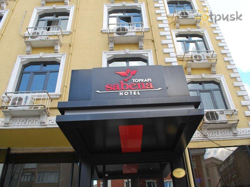 Отель Topkapi Sabena Hotel 3* Стамбул Турция