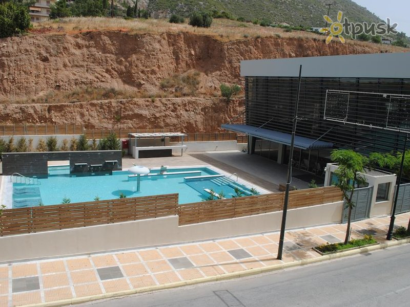 Отель Aegli Hotel 3* Лутраки Греция