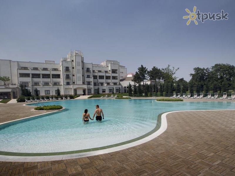 Отель Garabag Resort & Spa 5* Нафталан Азербайджан