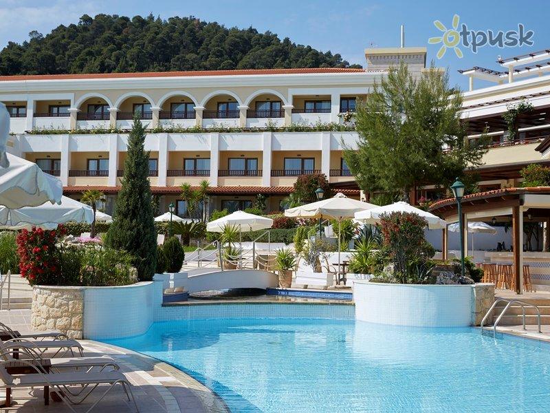 Отель Aegean Melathron Thalasso Spa Hotel 5* Халкидики – Кассандра Греция