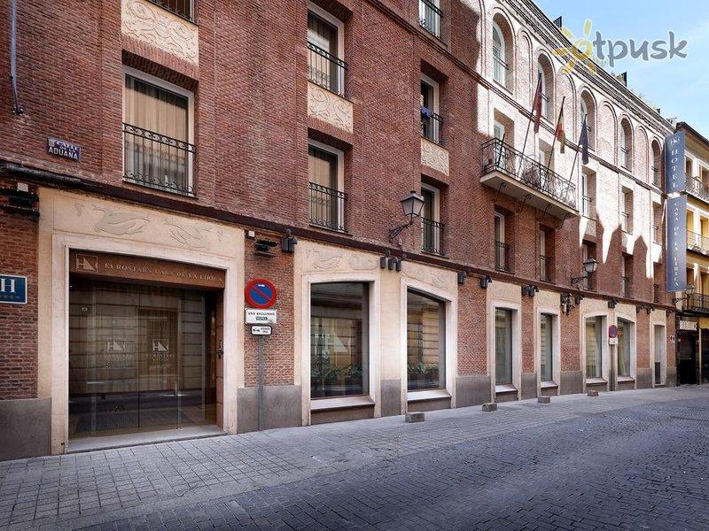 Отель Eurostars Casa de la Lirica 4* Мадрид Испания