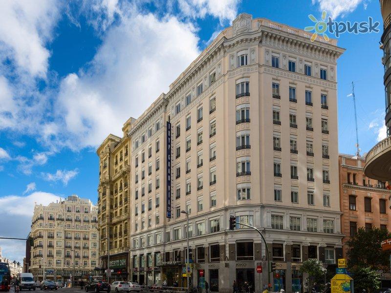 Отель Madrid Gran Via 25 Hotel managed by Melia 3* Мадрид Испания