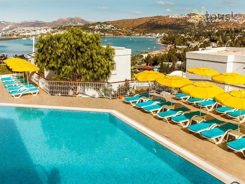 Отель Riva Bodrum Resort 4* Бодрум Турция