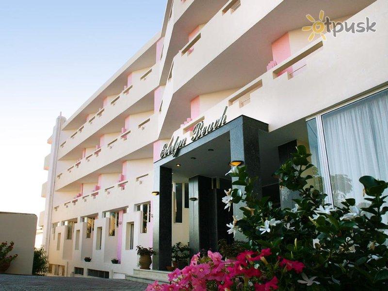 Отель Evelyn Beach Hotel 4* о. Крит – Ираклион Греция