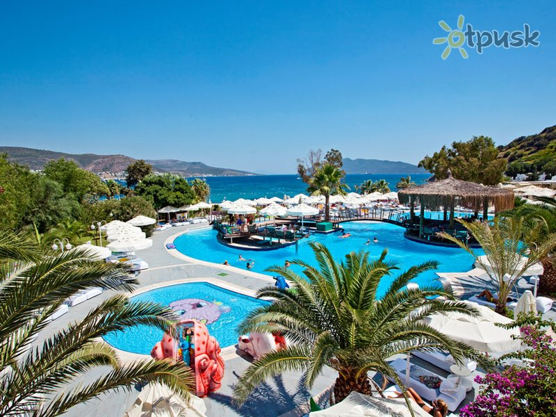 Отель Salmakis Resort & Spa 5* Бодрум Турция