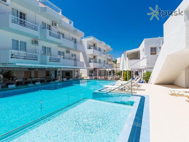 Отель Castello Bianco Hotel 3* о. Крит – Ретимно Греция