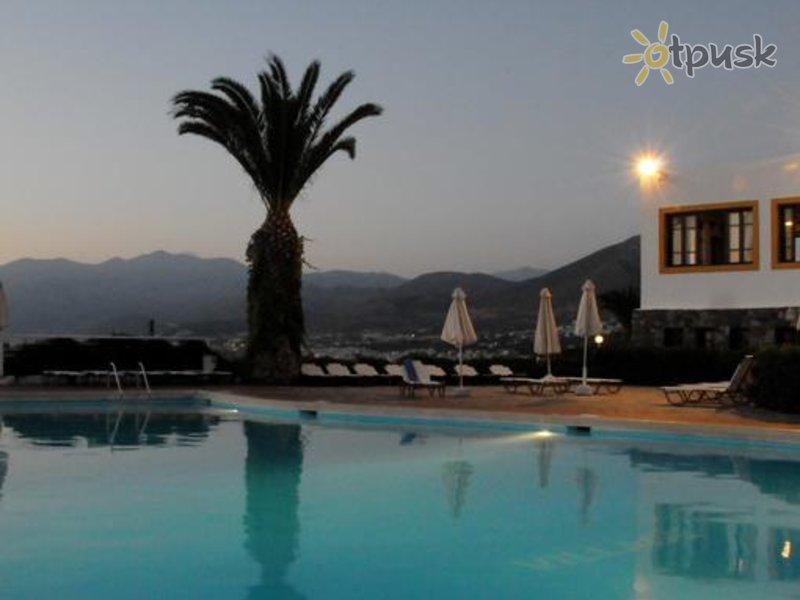 Отель Hersonissos Village Hotel & Bungalows 4* о. Крит – Ираклион Греция