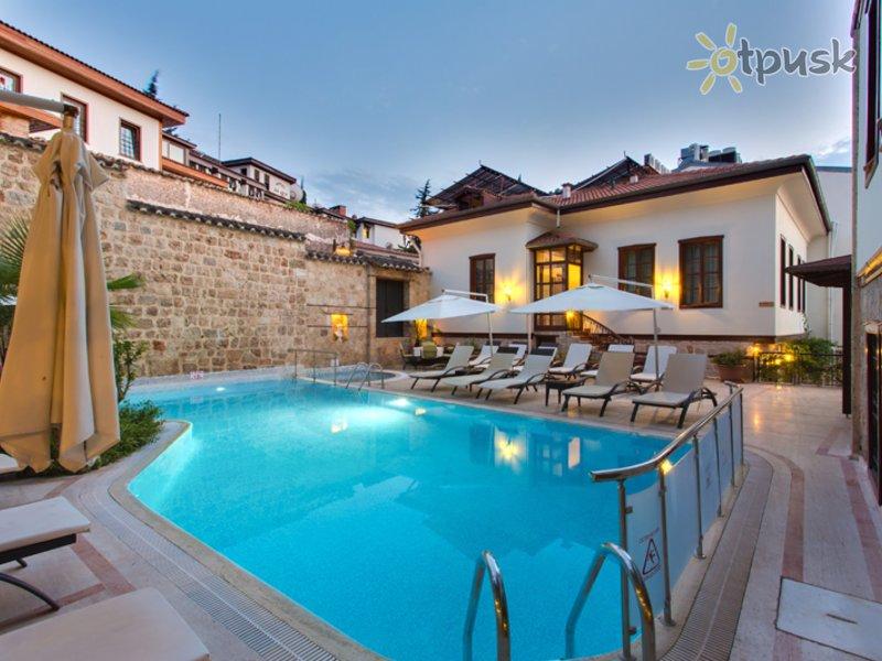 Отель Dogan Hotel 4* Анталия Турция
