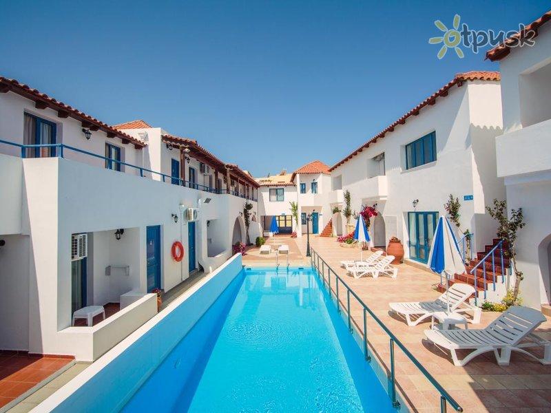 Отель Iliana Hotel 2* о. Крит – Ретимно Греция