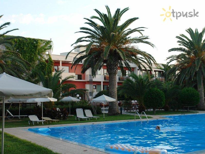 Отель May Beach Hotel 4* о. Крит – Ретимно Греция
