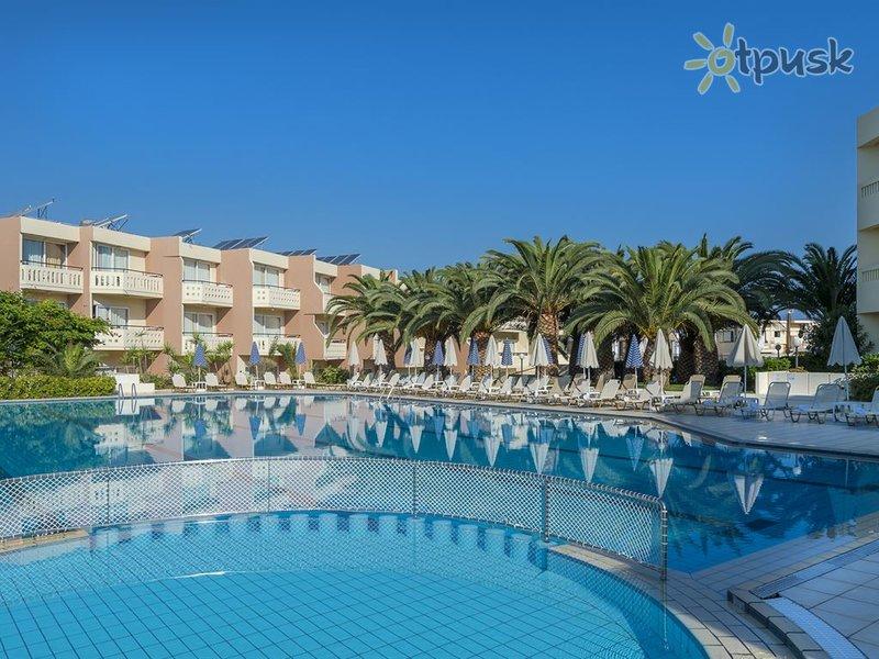 Отель Atrion Resort Hotel & Apts 3* о. Крит – Ханья Греция