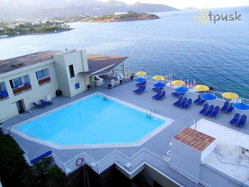 Отель Bomo Coral Hotel Agios Nikolaos 3* о. Крит – Агиос Николаос Греция