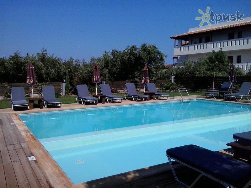 Отель Valentina Apartments 3* о. Крит – Ираклион Греция