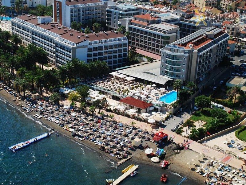 Отель Pasa Beach Hotel 4* Мармарис Турция