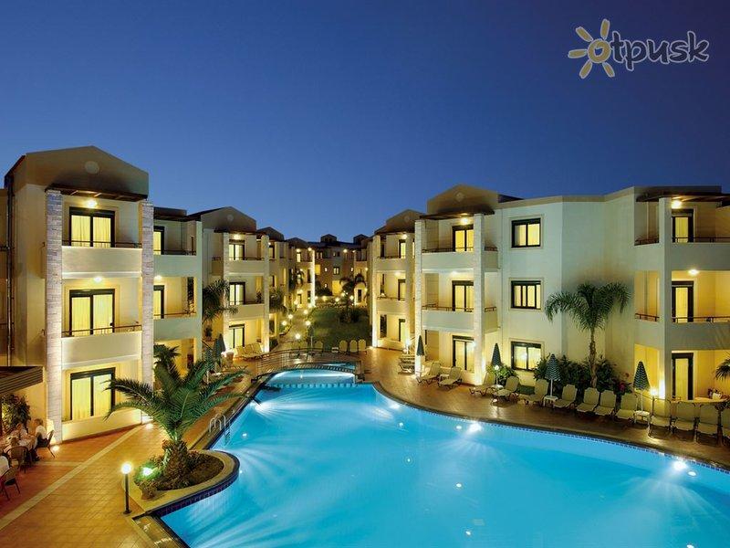 Отель Creta Palm Resort Hotel & Apartments 4* о. Крит – Ханья Греция