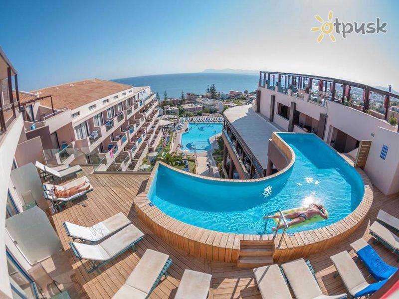 Отель Galini Sea View Hotel 5* о. Крит – Ханья Греция