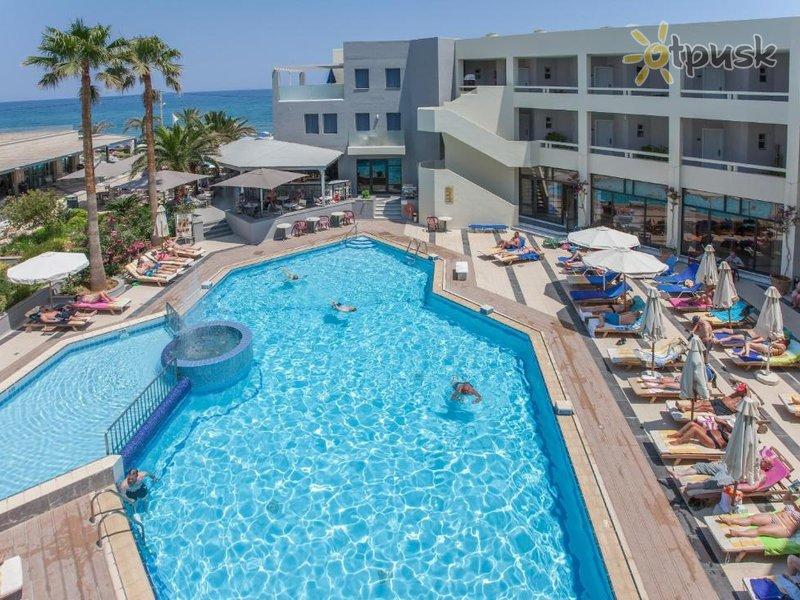 Отель Sentido Pearl Beach 4* о. Крит – Ретимно Греция