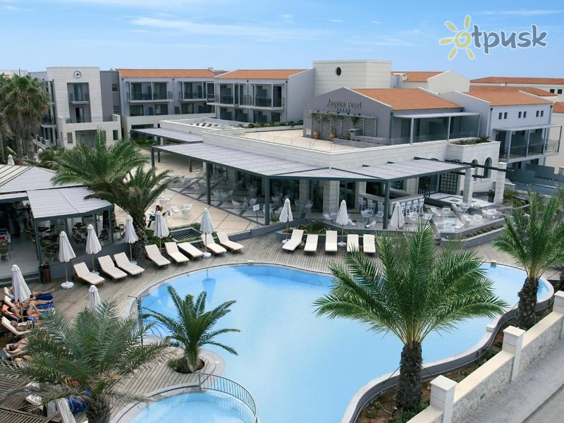 Отель Sentido Aegean Pearl Hotel 5* о. Крит – Ретимно Греция
