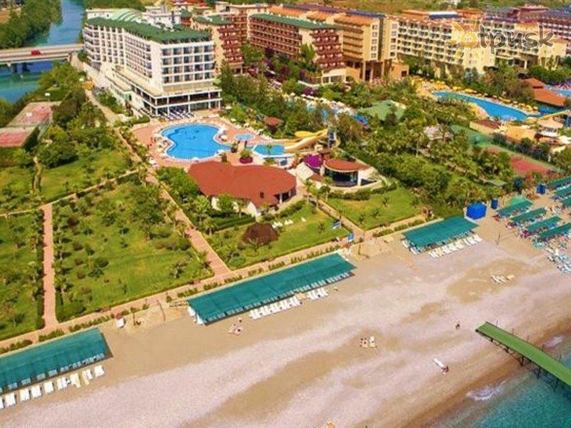 Отель Perre Delta Resort & Spa 5* Алания Турция
