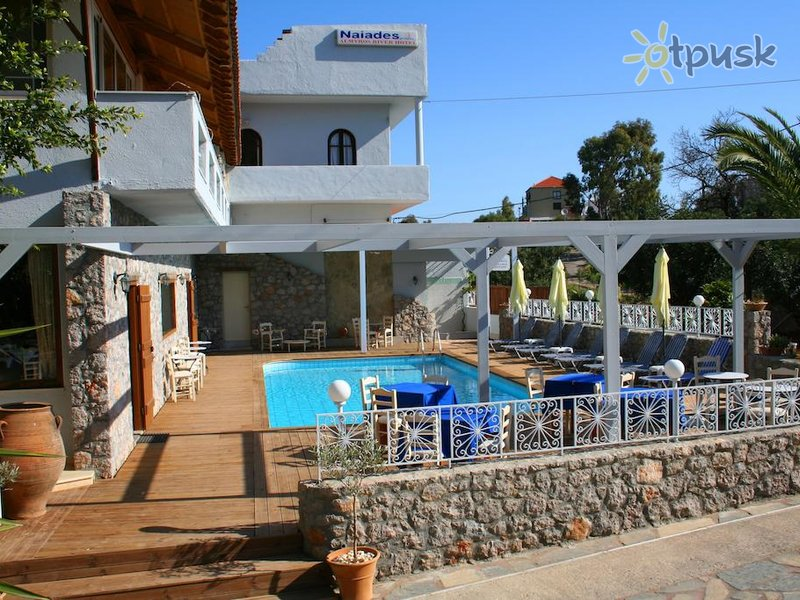 Отель Naiades Almiros River Hotel 2* о. Крит – Агиос Николаос Греция
