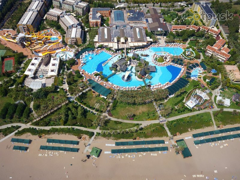Отель SplashWorld Pegasos World 5* Сиде Турция