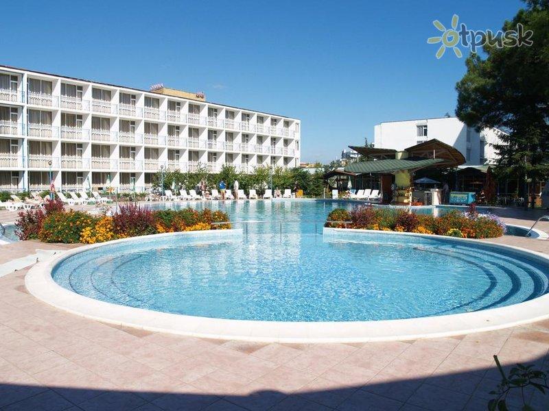 Отель Balaton Hotel 2* Солнечный берег Болгария