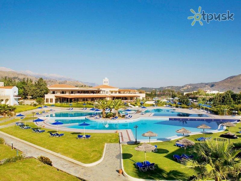 Отель Pilot Beach Resort 5* о. Крит – Ханья Греция