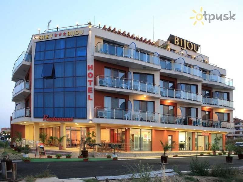 Отель Bijou Hotel 3* Равда Болгария
