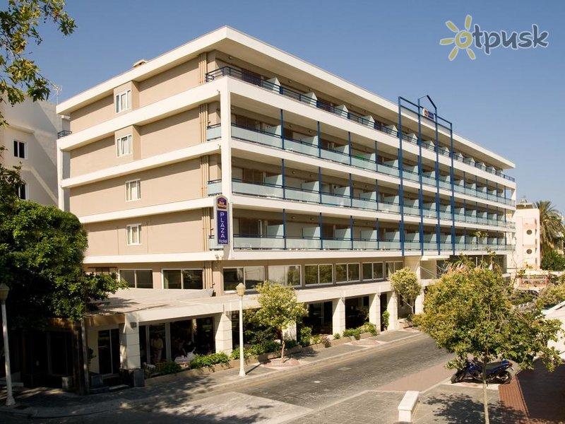 Отель Best Western Plaza Hotel 4* о. Родос Греция