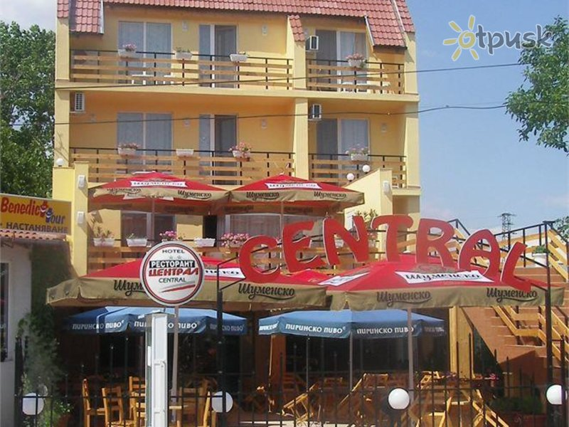 Отель Central Family Hotel 2* Кранево Болгария