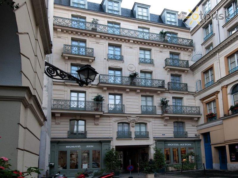 Отель Aston Hotel 3* Париж Франция