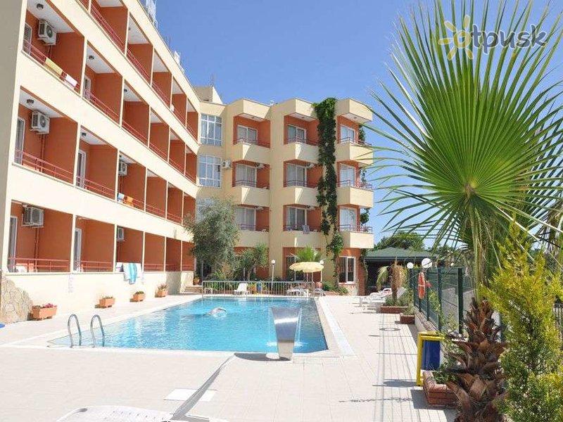 Отель Side Kervan Hotel 3* Сиде Турция