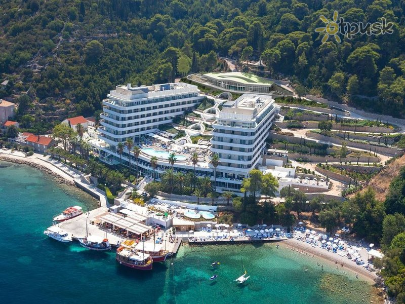 Отель Lafodia Sea Resort 4* о. Лопуд Хорватия