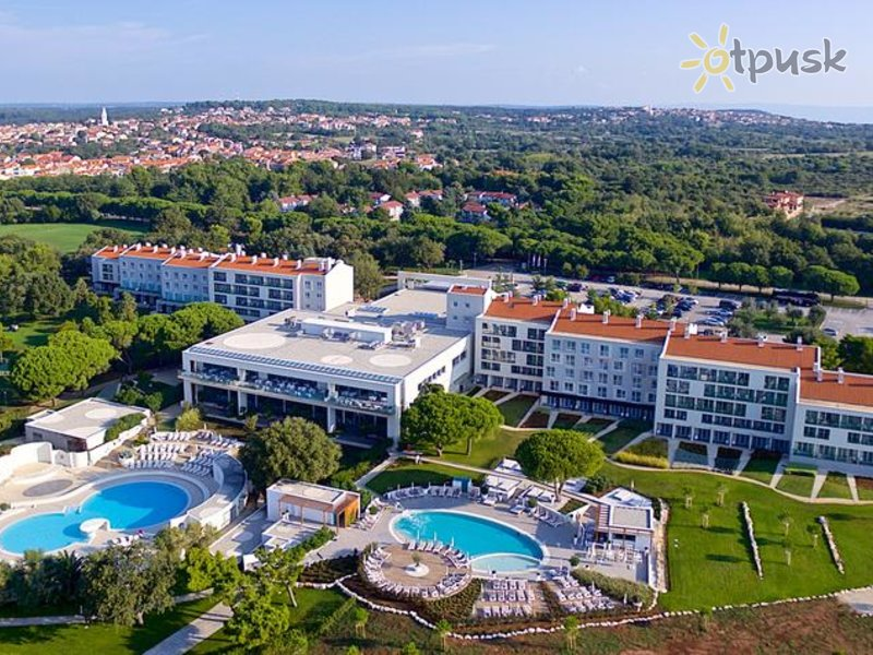 Отель Park Plaza Belvedere Medulin 4* Медулин Хорватия