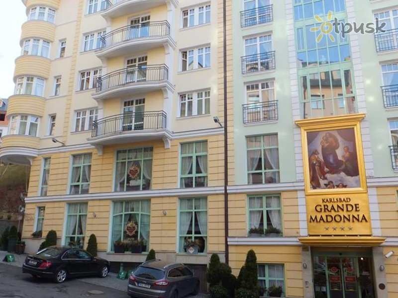 Отель Karlsbad Grande Madonna Spa & Wellness Hotel 4* Карловы Вары Чехия