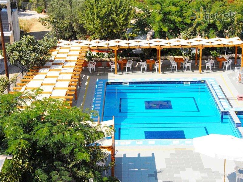 Отель Aphrodite Hotel 3* Халкидики – Кассандра Греция