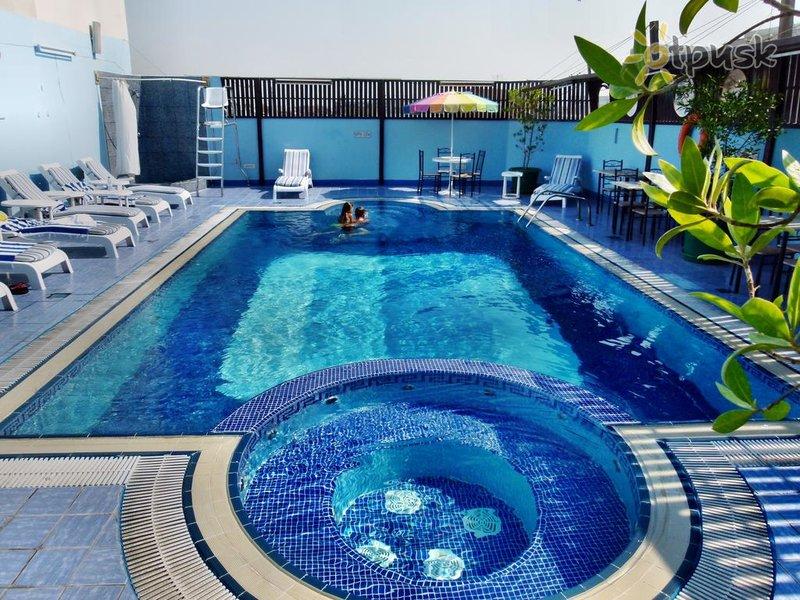 Отель Mayfair Hotel 3* Дубай ОАЭ