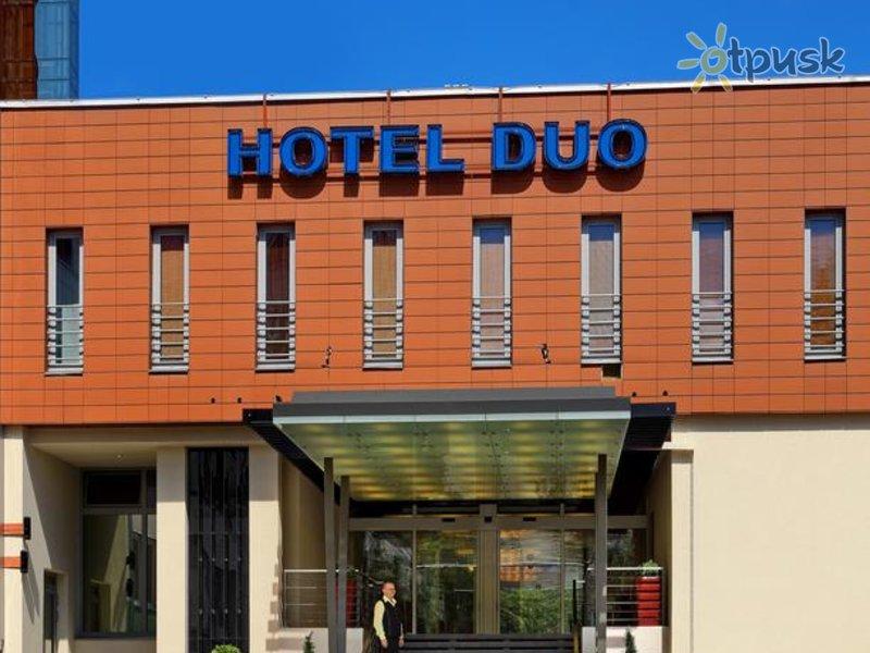 Отель Duo Hotel 4* Прага Чехия