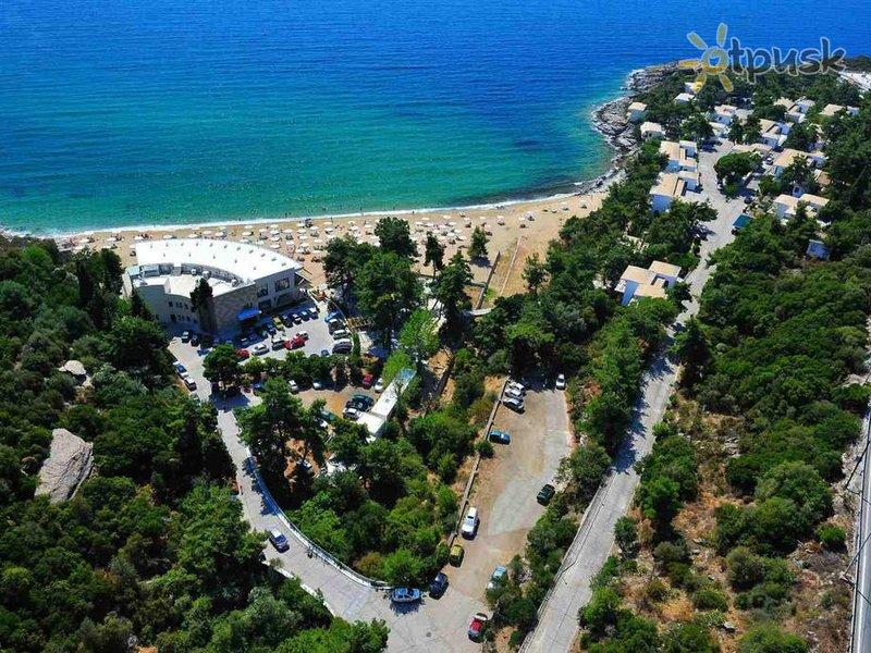 Отель Bomo Tosca Beach 4* Кавала Греция