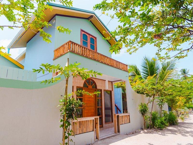 Отель Villa Kamadhoo 3* Баа Атолл Мальдивы