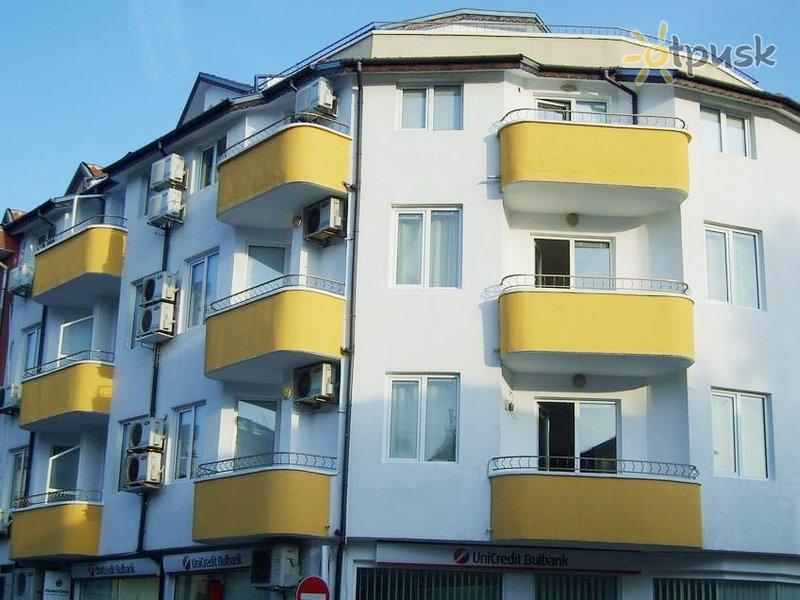 Отель Poseidon Family Hotel 3* Созополь Болгария