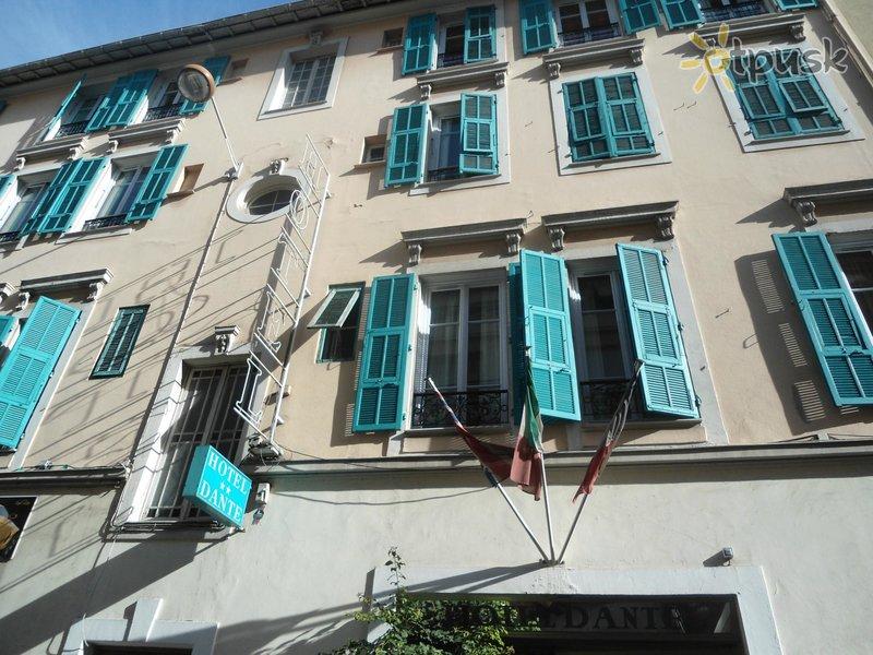 Отель Dante Hotel 2* Ницца Франция