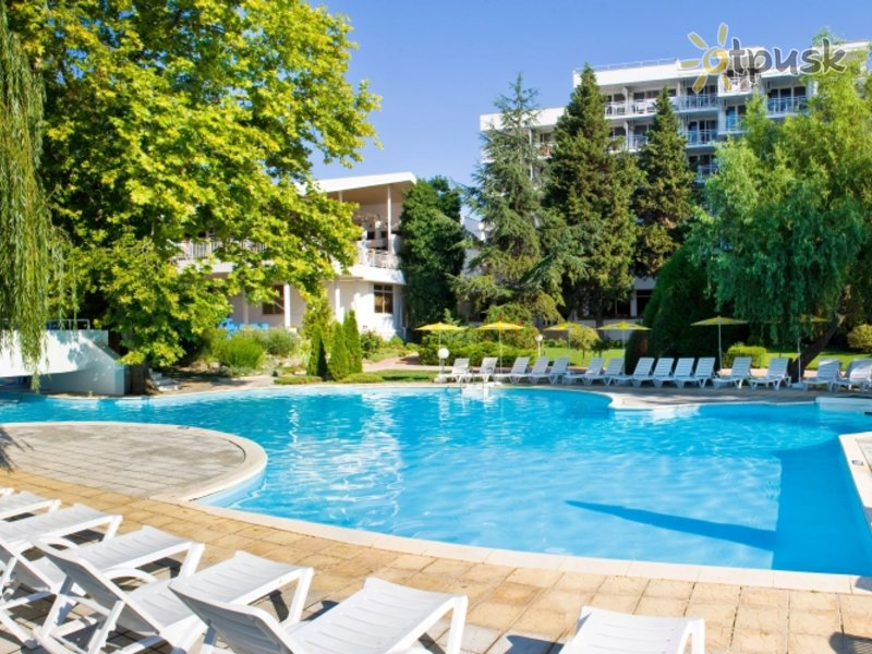Отель Sandy Beach 3* Албена Болгария