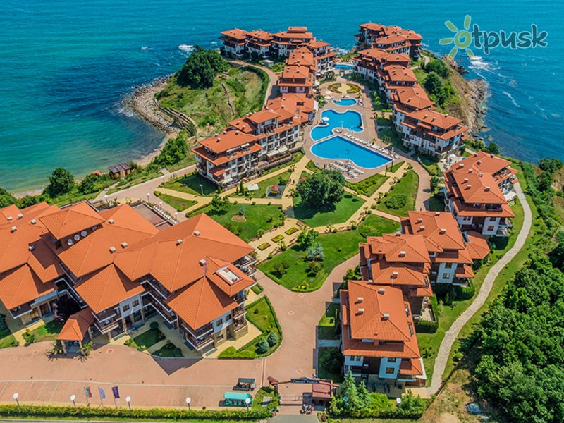 Отель Saint Thomas Holiday Village 4* Созополь Болгария