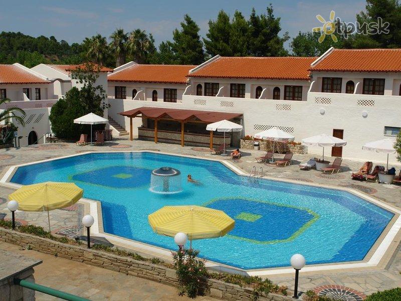 Отель Macedonian Sun Hotel 3* Халкидики – Кассандра Греция