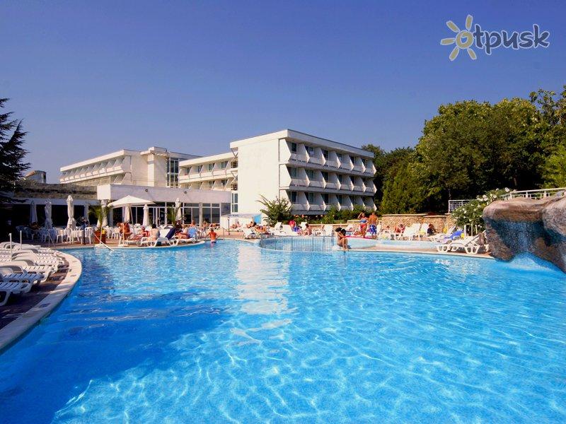 Отель Алтея 3* Албена Болгария