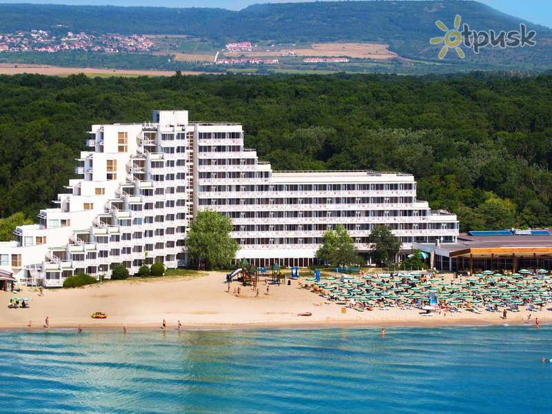 Отель Gergana Hotel 4* Албена Болгария